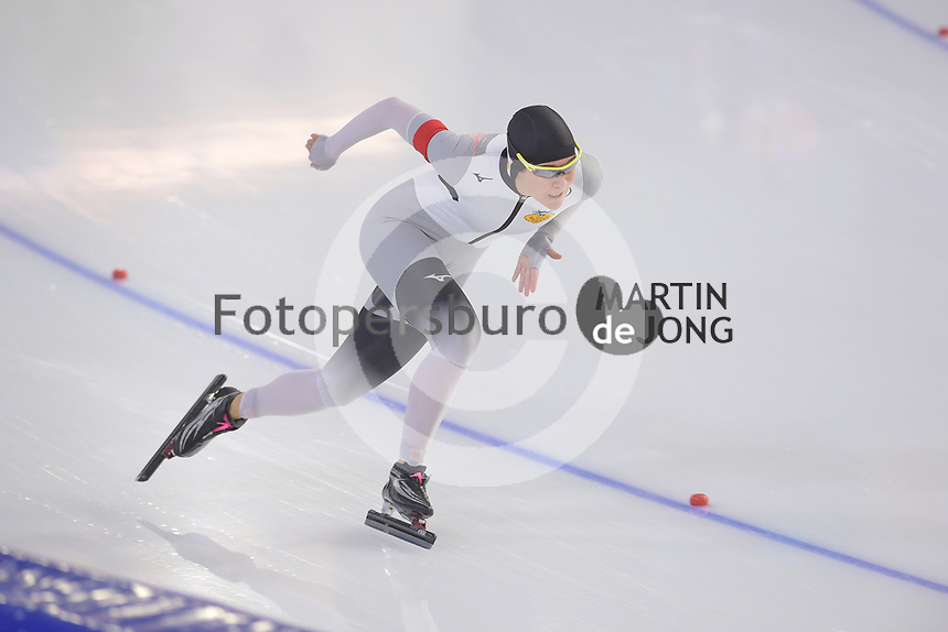 SPEEDSKATING: HEERENVEEN: 16-12-2018, ISU World Cup, ©photo Martin de Jong