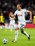 Tottenham's Harry Kane in action during the champions league match at Wembley Stadium, London. Picture date 13th September 2017. Picture credit should read: David Klein/Sportimage