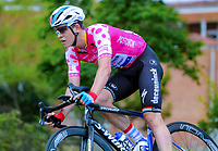 MEDELLIN - COLOMBIA, 13-02-2019: Bob Jungels (LUX), Deceuninck-Quick Step, durante la segunda etapa del Tour Colombia 2.1 2019 con un recorrido de 150.5 Km, que se corrió entre La Ceja Canadá - Carmen de Viboral - Rionegro - Canadá - La Ceja. / Bob Jungels (LUX), Deceuninck-Quick Step, during the second stage of 150.5 km of Tour Colombia 2.1 2019 that ran through La Ceja Canada - Carmen de Viboral - Rionegro - Canada - La Ceja.  Photo: VizzorImage / Anderson Bonilla / Cont