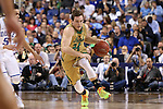 13 March 2015: Notre Dame's Pat Connaughton. The Notre Dame Fighting Irish played the Duke University Blue Devils in an NCAA Division I Men's basketball game at the Greensboro Coliseum in Greensboro, North Carolina in the ACC Men's Basketball Tournament semifinal game. Notre Dame won the game 74-64.