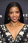 Renee Elise Goldsberry attends the Broadway Opening Night of 'AMERICAN SON' at the Booth Theatre on November 4, 2018 in New York City.
