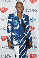 Skin (Skunk Anansie) arriving for the Ivor Novello Awards 2018 at the Grosvenor House Hotel, London, UK. <br /> 31 May  2018<br /> Picture: Steve Vas/Featureflash/SilverHub 0208 004 5359 sales@silverhubmedia.com