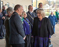 Camilla Duchess of Cornwall Visits Frome Medical Centre
