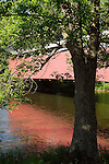 Red Bridge over Penns Creek, Union County
