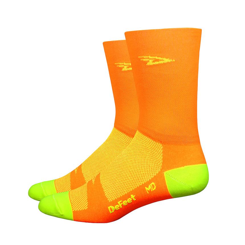 "Aireator 5"" Double Layer HiTop Hi-vis Orange"