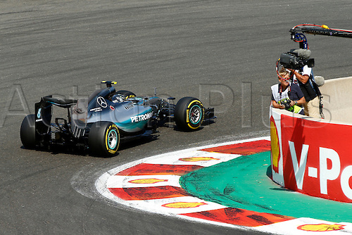 23.08.2015. Spa Francorchamps, Belgium. Formula One World Championship Grand Prix. Race day. <br />