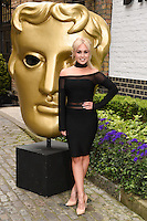 Jorgie Porter<br /> arrives for the BAFTA TV Craft Awards 2016 at the Brewery, Barbican, London<br /> <br /> <br /> &copy;Ash Knotek  D3109 24/04/2016