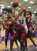 Springdale at Fayetteville basketball 2/21/2017