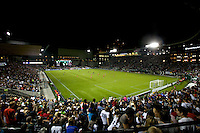 General view of Jeld-Wen Field. USWNT played played a friendly against Canada at JELD-WEN Field in Portland, Oregon on September 22, 2011.