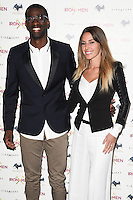 "Pedro Obiang<br /> arrives for the ""Iron Men"" premiere at the Mile End Genesis cinema, London.<br /> <br /> <br /> ©Ash Knotek  D3236  02/03/2017"