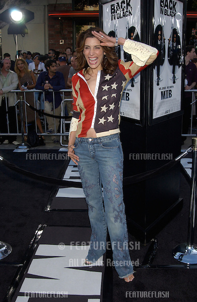 Actress JO CHAMPA at the Los Angeles premiere of Men in Black II..26JUN2002. © Paul Smith / Featureflash