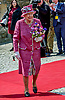 05.07.2017, Stirling; Scotland: QUEEN ELIZABETH<br />