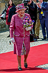 05.07.2017, Stirling; Scotland: QUEEN ELIZABETH<br />visits Stirling Castle, the spiritual home of the Argyll and Sutherland Highlanders, to mark her 70 years as Colonel-in-Chief of the regiment and as Royal Colonel of Balaklava Company, 5th Battalion The Royal Regiment of Scotland (5 SCOTS).<br />Mandatory Credit Photo: &copy;MoD/NEWSPIX INTERNATIONAL<br /><br />IMMEDIATE CONFIRMATION OF USAGE REQUIRED:<br />Newspix International, 31 Chinnery Hill, Bishop's Stortford, ENGLAND CM23 3PS<br />Tel:+441279 324672  ; Fax: +441279656877<br />Mobile:  07775681153<br />e-mail: info@newspixinternational.co.uk<br />*All fees payable to Newspix International*