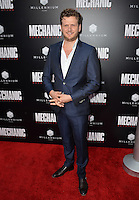 LOS ANGELES, CA. August 22, 2016: Director Dennis Gansel at the Los Angeles premiere of &quot;Mechanic: Resurrection&quot; at the Arclight Theatre, Hollywood.<br /> Picture: Paul Smith / Featureflash