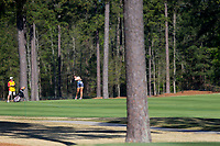 Leonie Harm (GER) on the 1st during the second round of the Augusta National Womans Amateur 2019, Champions Retreat, Augusta, Georgia, USA. 04/04/2019.<br /> Picture Fran Caffrey / Golffile.ie<br /> <br /> All photo usage must carry mandatory copyright credit (&copy; Golffile | Fran Caffrey)