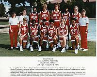 1986: Kami Anderson.