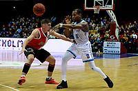 GRONINGEN - Basketbal, Donar - Feyenoord, Eredivisie, seizoen 2019-2020, 10-11-2019, Donar speler Matt Williams Jr