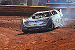 Feb 07, 2014; 11:42:59 AM; Waynesville, GA., USA; The Lucas Oil Late Model Dirt Series running The Georgia Boot Super Bowl of Racing at Golden Isles Speedway.  Mandatory Credit: (thesportswire.net)