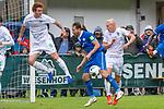 13.07.2019, Parkstadion, Zell am Ziller, AUT, FSP, Werder Bremen vs. Darmstadt 98<br /> <br /> im Bild / picture shows <br /> <br /> Joshua Sargent (Werder Bremen #19)<br /> Martin Harnik (Werder Bremen #09)<br /> Julian Rieckmann (Werder Bremen II #21)<br /> <br /> Foto © nordphoto / Kokenge