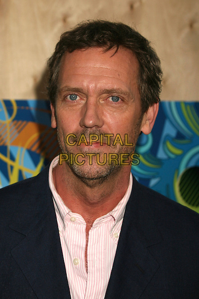 HUGH LAURIE.FOX 2007 Summer All-Star TCA Press Tour Party at Pacific Park on the Santa Monica Pier, Santa Monica, California, USA..July 23rd, 2007.headshot portrait stubble facial hair .CAP/ADM/BP.©Byron Purvis/AdMedia/Capital Pictures