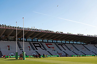 A general view of the Stade Mayol prior to the match. European Rugby Champions Cup match, between RC Toulon and Bath Rugby on December 9, 2017 at the Stade Mayol in Toulon, France. Photo by: Patrick Khachfe / Onside Images