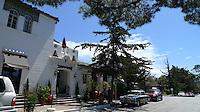 CARMEL - APR 29: Cypress Inn owned by Doris Day in Carmel, California on April 29, 2011.