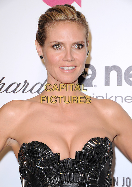 Heidi Klum attends the 2014 Elton John AIDS Foundation Academy Awards Viewing Party in West Hollyood, California on March 02,2014                                                                               <br /> CAP/DVS<br /> &copy;DVS/Capital Pictures