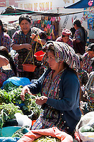 Lago Atitlan, Guatemala, March 2012. A trip to the Solola market is an unforgetable experience. Solola is a Cachikel city of about 80,000, mostly Mayan people. It is the capital of the province of the same name, and has a breath-taking view of Lake Atitlan and its volcanoes. The colorful local folks come to Solola from all over the area to do their weekly shopping. This market sees few tourists. Laguna de Atitlán, Lake Atitlan, is a beautiful volcanic lake in the Western Highlands of Guatemala. It is ringed by small towns, many of which are favourites among backpackers. The region encompasses the lake and the towns around them. Panajachel is best known, and a good entry point Guatemala is a great country to experiencce the Mayan lifestyle and see the ruins of ancient cultures. Photo by Frits Meyst/Adventure4ever.com