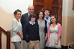 The Nicholson family at the confirmation in Termonfeckin Church....Photo NEWSFILE/Jenny Matthews.(Photo credit should read Jenny Matthews/NEWSFILE)....This Picture has been sent you under the condtions enclosed by:.Newsfile Ltd..The Studio,.Millmount Abbey,.Drogheda,.Co Meath..Ireland..Tel: +353(0)41-9871240.Fax: +353(0)41-9871260.GSM: +353(0)86-2500958.email: pictures@newsfile.ie.www.newsfile.ie.FTP: 193.120.102.198.