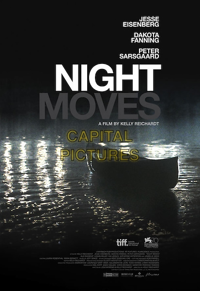 POSTER ART<br /> in Night Moves (2013) <br /> *Filmstill - Editorial Use Only*<br /> CAP/NFS<br /> Image supplied by Capital Pictures