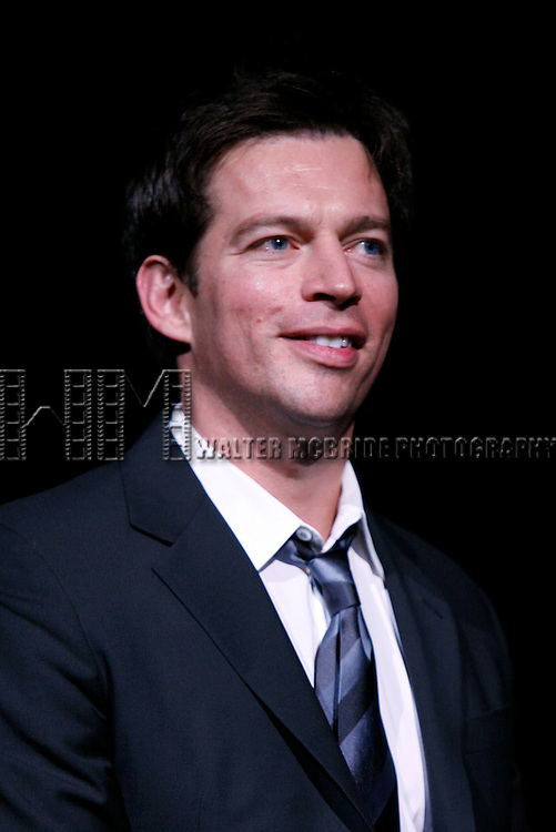 Harry Connick .performing in his sold out engagement of HARRY CONNICK JR. - MY NEW ORLEANS JAZZ TOUR  at Radio City Music Hall in New York City..April 21. 2007.