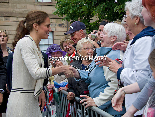 """WILLIAM & KATE.Province House, Prince Edward Island_04/07/2011.Mandatory Credit Photo: ©DIAS-DIASIMAGES. NO UK SALES SAALES FOR  28 DAYS..**ALL FEES PAYABLE TO: """"NEWSPIX INTERNATIONAL""""**..IMMEDIATE CONFIRMATION OF USAGE REQUIRED:.DiasImages, 31a Chinnery Hill, Bishop's Stortford, ENGLAND CM23 3PS.Tel:+441279 324672  ; Fax: +441279656877.Mobile:  07775681153.e-mail: info@newspixinternational.co.uk"""
