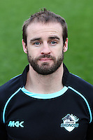 PICTURE BY LONDON BRONCOS - Rugby League - Super League - London Broncos 2013 Photo Day - Honourable Artillery Company Ground, London, England - 11/01/13 - London's Michael Robertson.