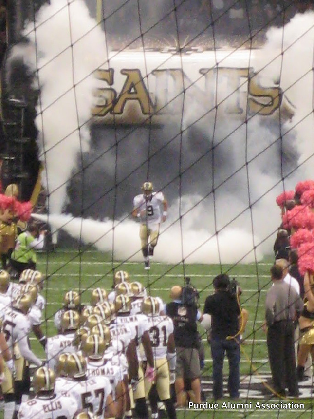 Boilers in the Big Easy 2010