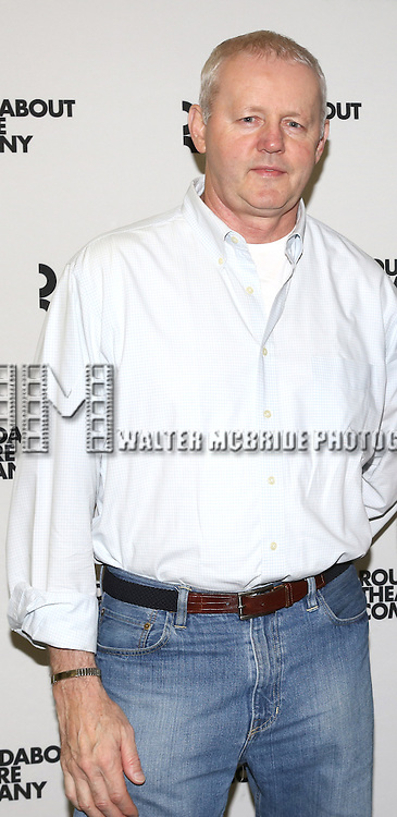 David Morse attending the Meet and Greet the Cast and Creative Team of the Roundabout Theatre Company's Off Broadway Production of 'The Unavoidable Disappearance of Tom Durnin' at their Rehearsal Studios in New York City on 5/7/2013...
