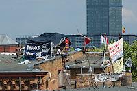 2014/07/01 Berlin | Besetzte Flüchtlingsschule