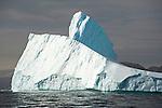 Icebergs Tasiilaq Greenland