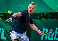 Etten-Leur, The Netherlands, August 26, 2017,  TC Etten, NVK, Wouter den Bakker (NED)<br /> Photo: Tennisimages/Henk Koster