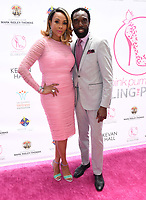 20 May 2018 - Beverly Hills, California - Vivica A. Fox, Kevan Hall. 10th Annual Pink Pump Affair Charity Gala: A Decade Celebrating Women held at Beverly Hills Hotel. Photo Credit: Birdie Thompson/AdMedia
