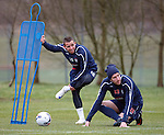 200209 Rangers training