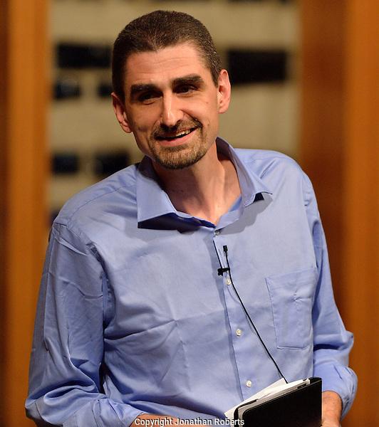 Louisville Presbyterian Theological Seminary Edwards Lecturer Rev. Jonathan Wilson-Hartgrove