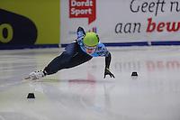 SHORTTRACK: DORDRECHT: Sportboulevard Dordrecht, 24-01-2015, ISU EK Shorttrack, Victor AN (RUS | #60), ©foto Martin de Jong