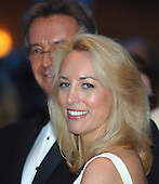 Ambassador Joe Wilson and his wife Valerie Plame, a former covert operative for the CIA, attend the White House Correspondents' Association Dinner in Washington on April 29, 2006.    (UPI Photo/Roger L. Wollenberg)..