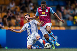 Aston Villa s Hong Kong Football Club during day two of the HKFC Citibank Soccer Sevens 2015 on May 30, 2015 at the Hong Kong Football Club in Hong Kong, China. Photo by Xaume Olleros / Power Sport Images