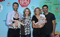 CULVER CITY, CA - SEPTEMBER 24: Melissa Ordway, Olivia Gaston, Justin Gaston, Ashley Jones, Noah Nelson, Hayden Joel Henricks attends the Step2 & Favored.by Present The 5th Annual Red Carpet Safety Awareness Event at Sony Pictures Studios on September 24, 2016 in Culver City, California. (Credit: Parisa Afsahi/MediaPunch).