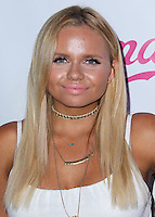 BEVERLY HILLS, CA, USA - AUGUST 09: Alli Simpson arrives at the DigiTour and Candie's Official Teen Choice Awards 2014 Pre-Party held at The Gibson Showroom on August 9, 2014 in Beverly Hills, California, United States. (Photo by Xavier Collin/Celebrity Monitor)