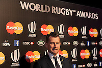 Referee Nigel Owens of Wales at the World Rugby Awards 2015  - 01/11/2015 - Battersea Evolution, London<br /> Mandatory Credit: Rob Munro/Stewart Communications