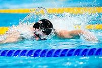 Picture by Rogan Thomson/SWpix.com - 30/07/2017 - Swimming - Fina World Championships 2017 -  Duna Arena, Budapest, Hungary - Duncan Scott swims the last leg as Great Britain win the Silver Medal in the Final of the Men's 4x100m Medlay Relay.