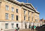 Historic Stadhuis city hall building, Utrecht, Netherlands