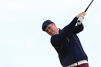 Eoin Murphy (Dundalk) on the 10th tee during Round 4 of The East of Ireland Amateur Open Championship in Co. Louth Golf Club, Baltray on Monday 3rd June 2019.<br /> <br /> Picture:  Thos Caffrey / www.golffile.ie<br /> <br /> All photos usage must carry mandatory copyright credit (© Golffile | Thos Caffrey)